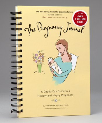 The Pregnancy Journal Hardcover