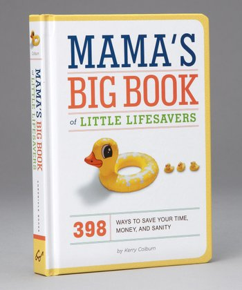 Mama's Big Book of Little Lifesavers Hardcover