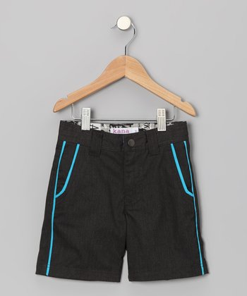 Dark Shades Shorts - Toddler & Boys