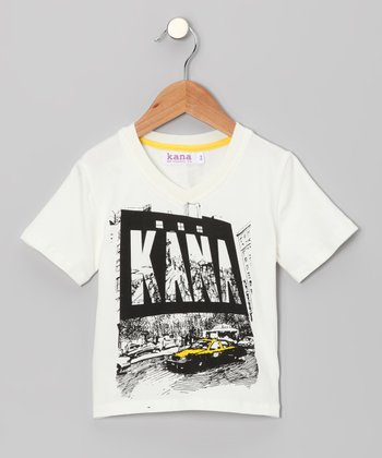Sand 'Kana' Tee - Toddler & Boys