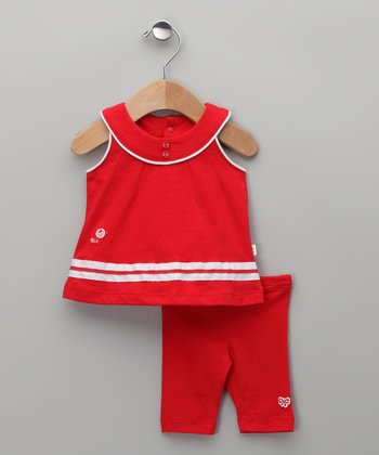 Rojo Calella Tunic & Leggings - Infant