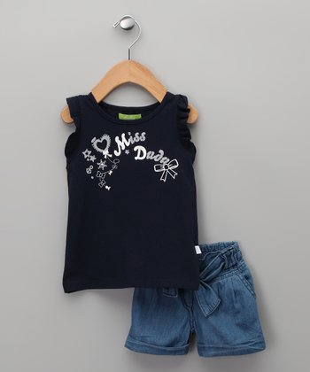 Unico Carmen Tee & Shorts - Infant, Toddler & Girls