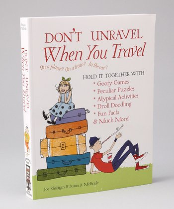 Don't Unravel When You Travel Paperback