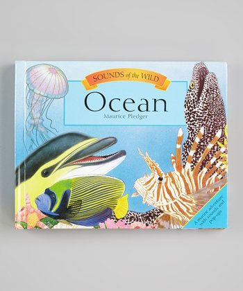 Sounds of the Wild: Ocean Pop-Up Hardcover