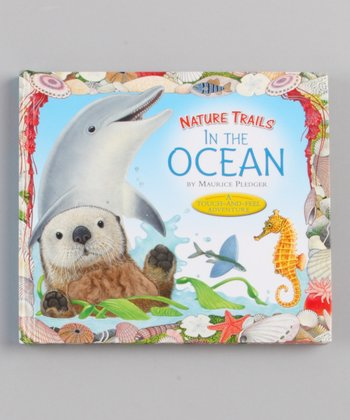 Nature Trails: In the Ocean Hardcover