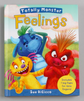 Totally Monster: Feelings Board Book