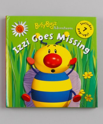 Busybugz Adventures: Izzi Goes Missing Pop-Up Hardcover