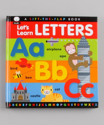 Let's Learn Letters Hardcover