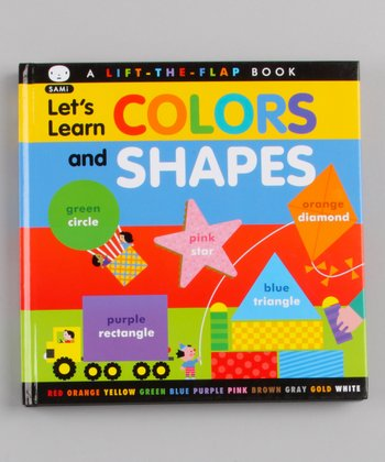 Let's Learn Colors and Shapes Hardcover
