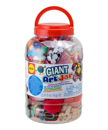 Giant Art Jar Set