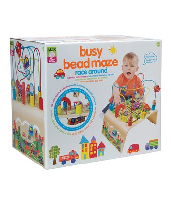 Busy Bead Maze Activity Tabletop