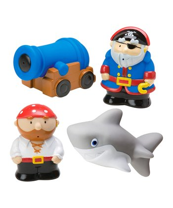 Pirates Tub Squirter Set
