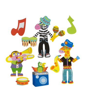 Rock'n' In The Tub Bath Toy Set