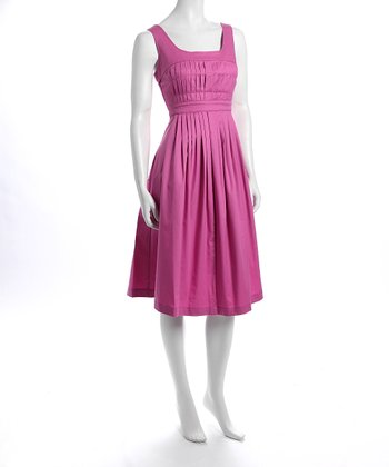 Mauve Marie Nursing Dress