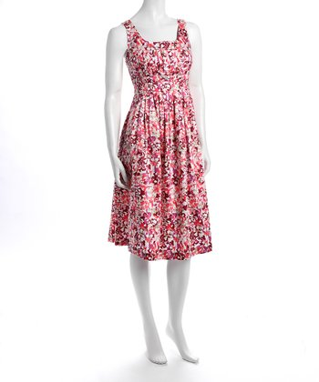 Spring Floral Marie Nursing Dress