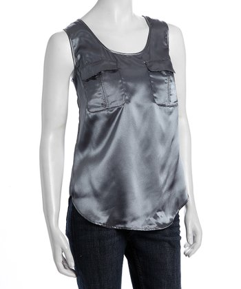 Steel Ann Nursing Tank