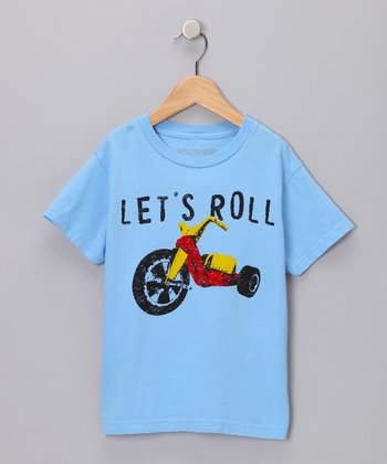 Sky Let's Roll Tee - Infant, Toddler & Boys