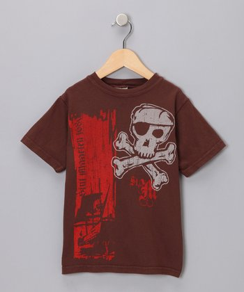Cocoa Pirate Tee - Toddler & Boys