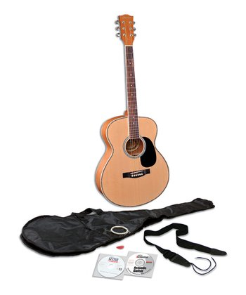 Steel String Acoustic Guitar Set