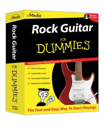 Rock Guitar for Dummies CD-ROM
