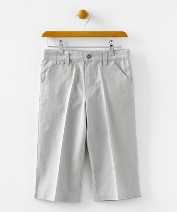 Walter Linen Shorts - Infant, Toddler & Boys