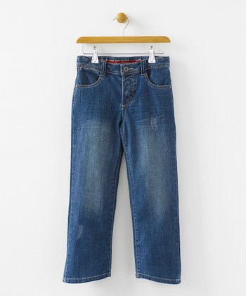 Henry Vintage Wash Jeans - Infant, Toddler & Boys
