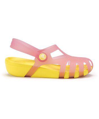 Pink Lemonade & Burst Shirley Sandal