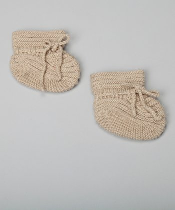 Fudge Wool Booties