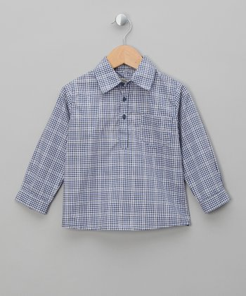 Tura Herman Button-Up - Infant & Girls