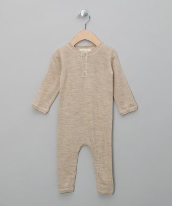 Fudge Heart Playsuit - Infant