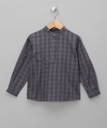 Angel Benjamin Button-Up - Infant, Toddler & Boys