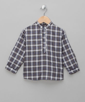 Flan Benjamin Button-Up - Infant, Toddler & Boys