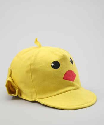 Yellow Duck Sunhat