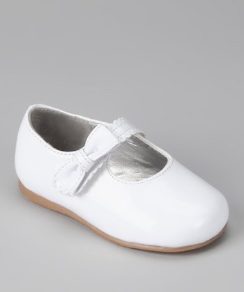 White Patent Olivia Mary Jane