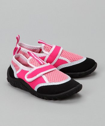 Pink & Fuchsia Water Shoe
