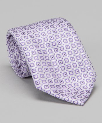Light Purple Tie