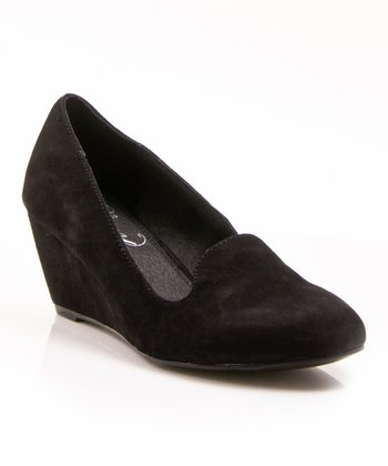 Black Iness Wedge