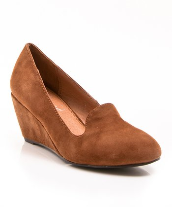 Brown Iness Wedge