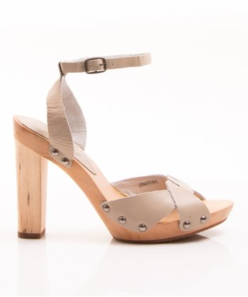 Bone Leather Senstional Sandal