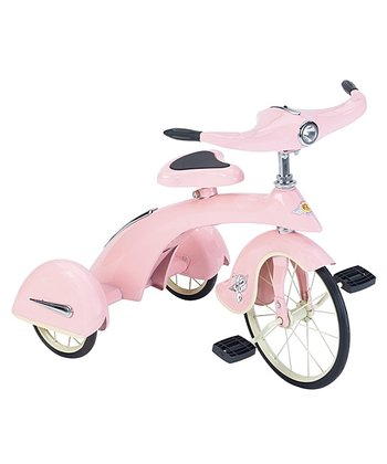 Pink Junior Sky King Tricycle