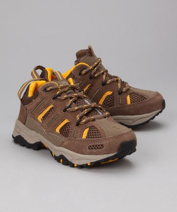 Brown & Citron Trailmaster Jr. All-Terrain Shoe - Kids