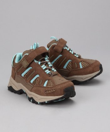 Dark Sand Trailmaster Jr. All-Terrain Shoe - Kids