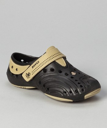 Black & Tan Premium Spirit Shoe - Boys