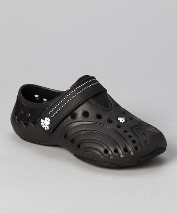 Black Premium Spirit Shoe - Girls