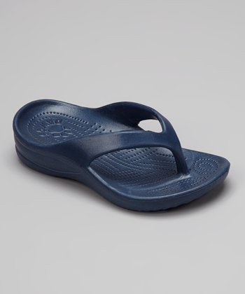 Navy Flip-Flop - Girls & Boys