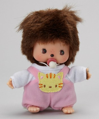 Kitty Romper Girl Bebichhichi Plush Toy