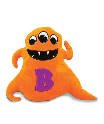 Orange & Purple Boogeyfus Plush Toy