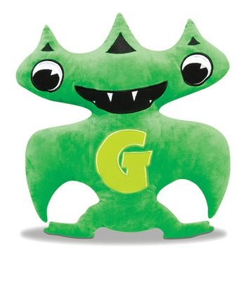 Green & Lime Gumblegoop Plush Toy