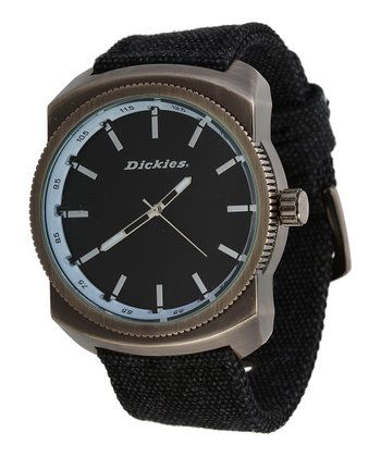 Black & Silver Sleek Watch