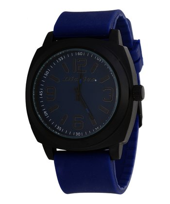 Navy & Black Smooth Sailing Watch